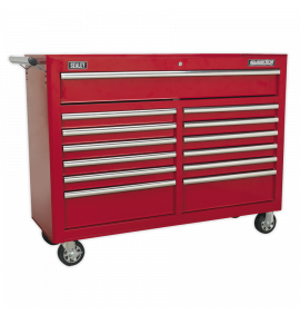Rollcab 13 Drawer with Ball Bearing Slides