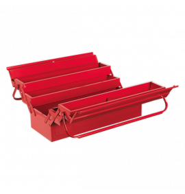 Cantilever Toolbox 4 Tray 530mm