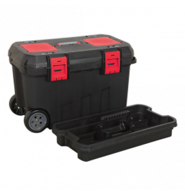 Mobile Toolbox with Tote Tray & Organizers 750mm
