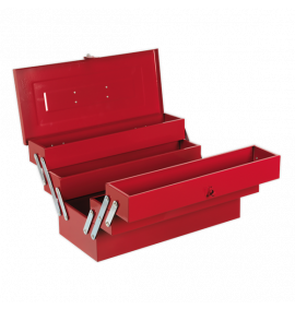 Cantilever Toolbox 4 Tray 465mm