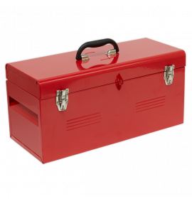 Toolbox with Tote Tray 510mm