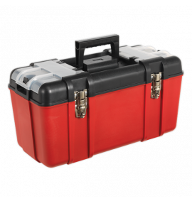 Toolbox 495mm with Tote Tray