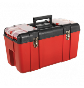 Toolbox 595mm with Tote Tray