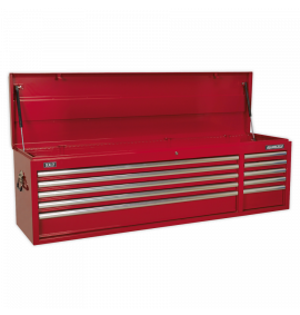 Topchest 10 Drawer with Ball Bearing Slides Heavy-Duty