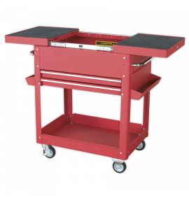 Mobile Tool & Parts Trolley