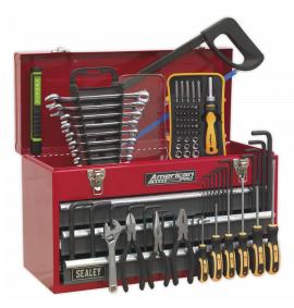 Portable Tool Chest 3 Drawer with Ball Bearing Slides
