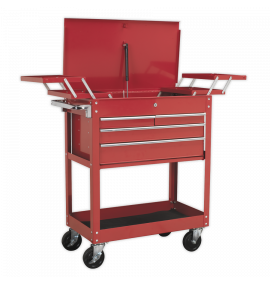 Extra Heavy-Duty Trolley 2-Level