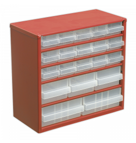 Cabinet Box 20 Drawer