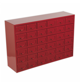 Metal Cabinet Box 36 Drawer