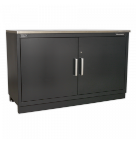 Modular Floor Cabinet 2 Door 1550mm Heavy-Duty