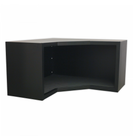 Modular Corner Wall Cabinet 930mm Heavy-Duty