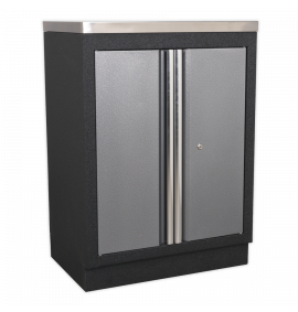 Modular 2 Door Floor Cabinet 680mm