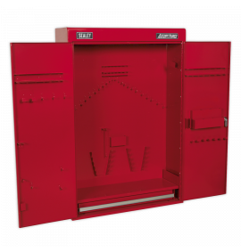 Wall Mounting Tool Cabinet with 1 Drawer
