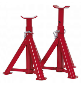 Axle Stands (Pair) 2tonne Capacity per Stand