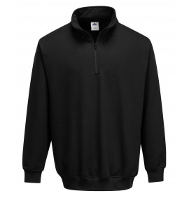 Portwest Sorrento Zip Neck Sweatshirt