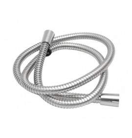 "Chrome Plated Flexible Shower Hose - 1/2"" BSP 1.5m"