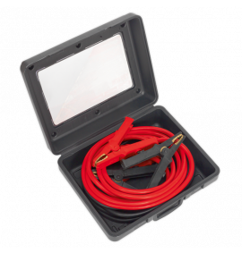 Heavy-Duty Booster Cables (40mm² x 5m)