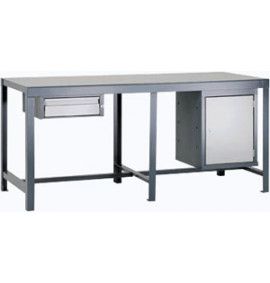 Extra Heavy Duty Large Workbenches (1500kg UDL)