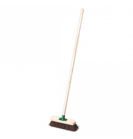 "Broom 12""(300mm) Stiff/Hard Bristle"