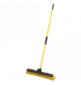 "Bulldozer Yard Broom 24""(600mm)"