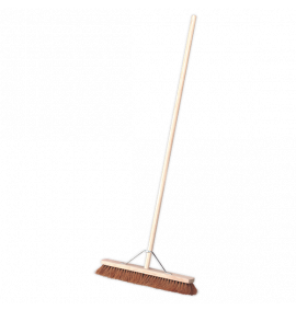 "Broom 24""(600mm) Soft Bristle"