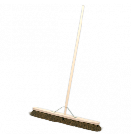 "Broom 36""(900mm) Stiff/Hard Bristle"
