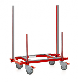 Optional Adjustable Posts for Multi Trolley Furniture Mover