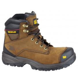 Caterpillar Spiro Brown Safety Boot