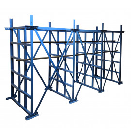 Heavy Duty Bar CUBI-Rack