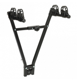 Tow Ball Bicycle Carrier (2 Bicycles)