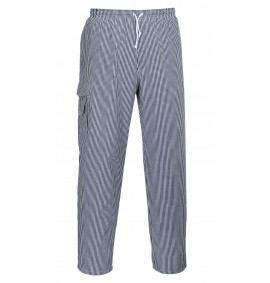 Portwest Chester Chefs Trousers