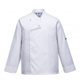 Portwest Cross-Over Chefs Jacket