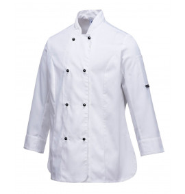Portwest Rachel Ladies Chefs Jacket