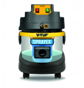 HEAVY DUTY SPRAY-EXTRACTION CARPET & UPOLSTRY CLEANER (1250W MOTOR)