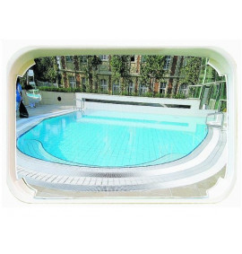 Leisure Pool Safety & Surveillance Mirrors