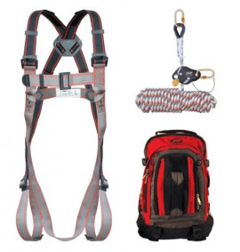 Pioneer Roofers Height Safety Kit