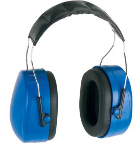 Classic Extreme Ear Defender Blue