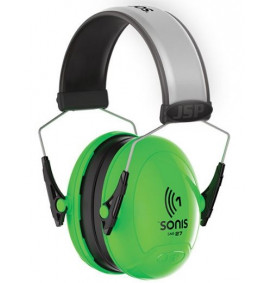 Sonis 1 Ear Defenders - Reflective Headband