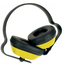 J Muff Ear Defender Yellow