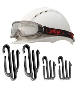 EVO Lamp and Goggle Clips - Pack of 4