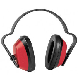 Economuff Ear Defender Red