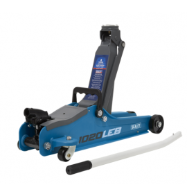 Sealey 2tonne Low Entry Short Chassis Trolley Jack