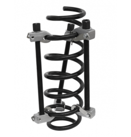 3pc Coil Spring Compressor with Safety Hooks