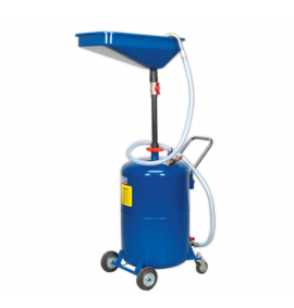 65L Air Discharge Mobile Waste Oil Drainer