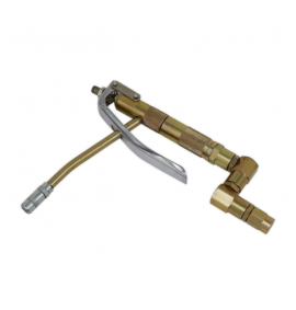 Grease Control Valve with Z-Swivel