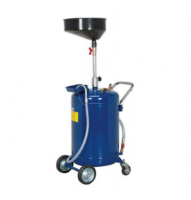 110L Air Discharge Mobile Oil Drainer