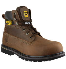 Caterpillar Brown Holton Safety Boot