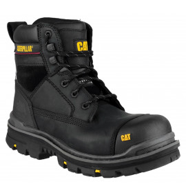 Caterpillar Black Gravel Safety Boot