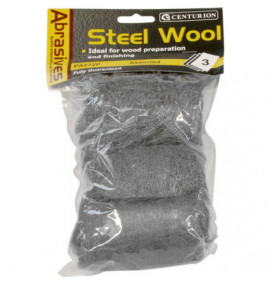 Assorted Steel Wool (Pack of 3)