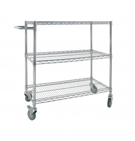 3 Tier ESD Trolley